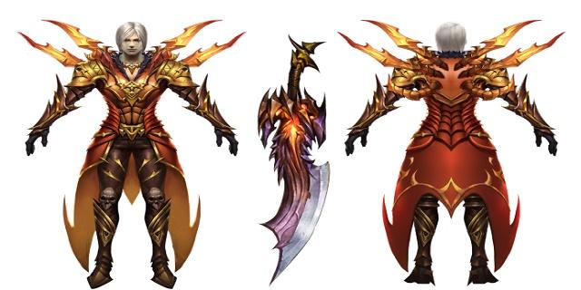 魔域变态版战士有什么特点?战士有哪些技能?