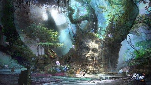 《创世2重制版》探索遥远而神秘的大地图