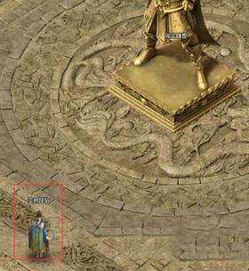拿沙城的页游《传奇国度》圣树福地是什么在哪