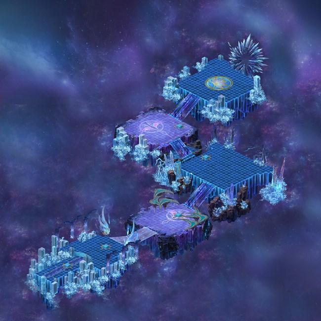 最新魔域怀旧版新开私服之星辰圣殿