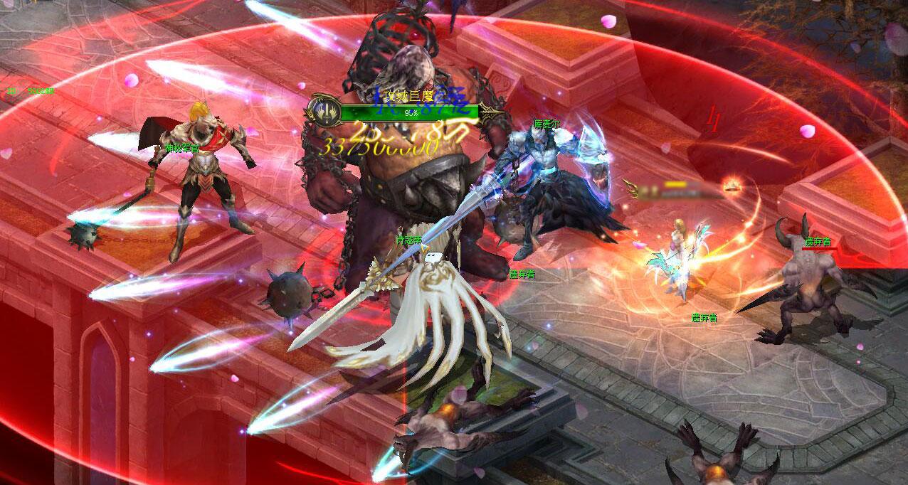 最新魔域主线任务进行末日魔劫最新玩法