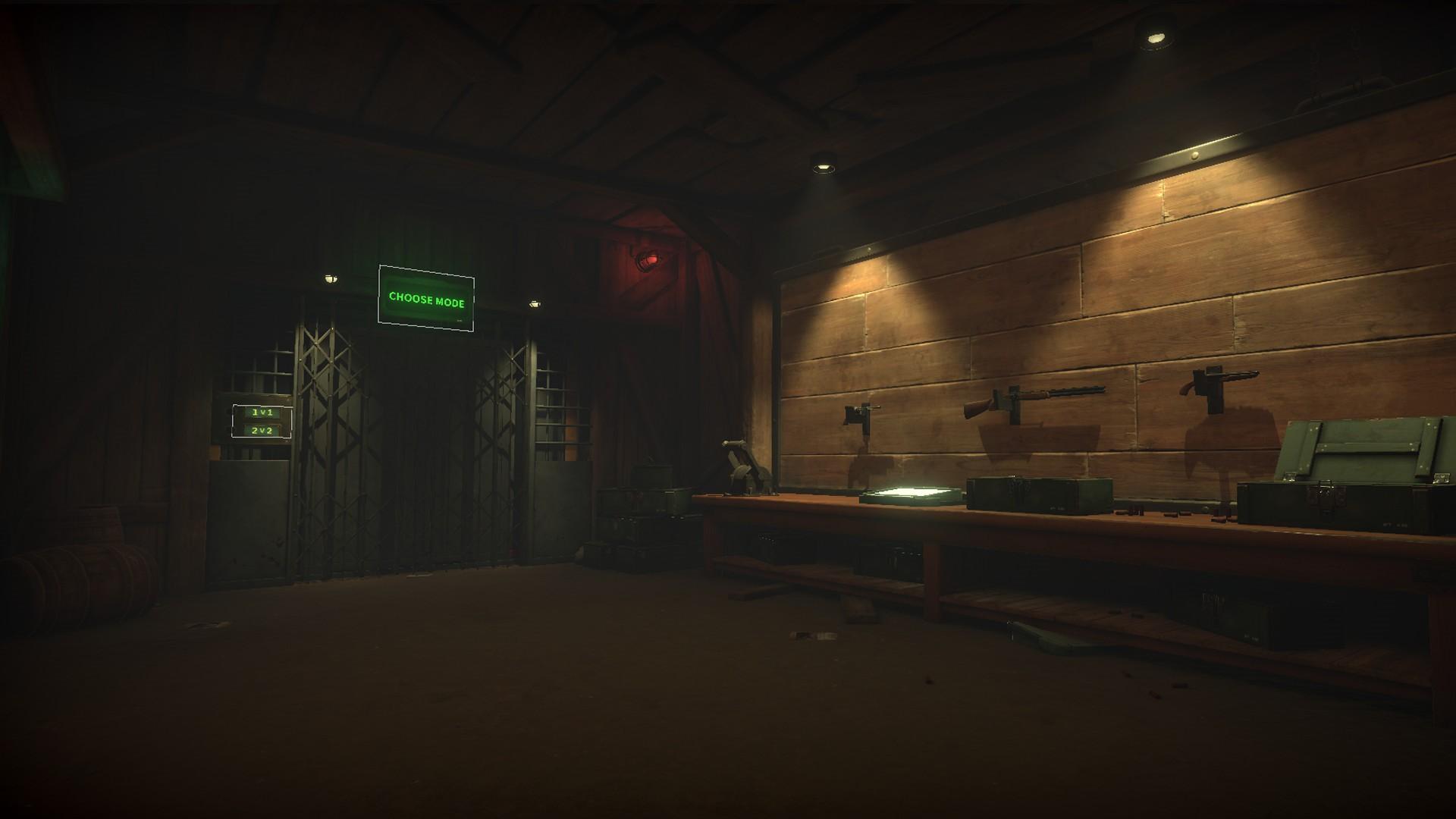 网易最新出VR射击游戏《保持沉默》即将登陆Steam