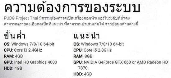 PUBG游戏《绝地求生》面向东南亚地区推出的免费低配版本
