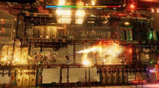 动作冒险游戏《奇异世界:灵魂风暴》最近发布新的演示视频