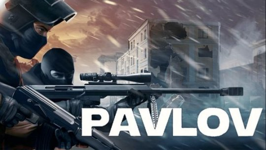 《Pavlov Shack》首个登陆PSVR2平台的射击游戏