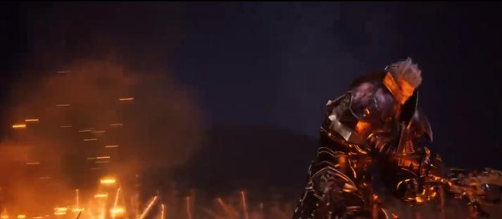 最新游戏消息端游改编MMORPG手游《挑战M》CG视频公开